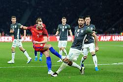 England's Harry Kane scores his sides first goal - Mandatory by-line: Matt McNulty/JMP - 26/03/2016 - FOOTBALL - Olympiastadion - Berlin, Germany - Germany v England - International Friendly