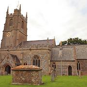 St. James Church - Avebury, UK