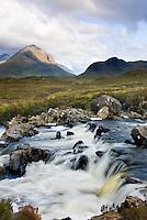 River Sligachan Isle of Skye Scotland