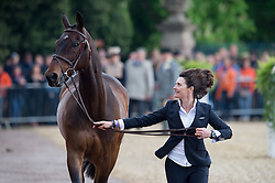 Naber-Lozeman Alice, (NED), Harry Belafonte<br /> CCI4* - Mitsubishi Motors Badminton Horse Trials 2016<br /> © Hippo Foto - Jon Stroud