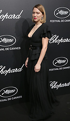 Pawel Pawlikowsk. 72th Film Festival of Cannes - Photocall of Chopard Trophy held at Agora in Cannes. 21 May 2019 Pictured: Lea Seydoux. 72th Film Festival of Cannes - Photocall of Chopard Trophy held at Agora in Cannes. Pictures: Laurent Guerin / EliotPress Set ID: 601011. Photo credit: Eliot Press / ELIOTPRESS / MEGA TheMegaAgency.com +1 888 505 6342