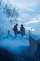 White Feather being shot in warwickshire. White Feather is a short independant film directed by Daniel Arbon produced by Middle Realm Productions. <br /> Premierred at the Birmingham Film Festival and nominated for Best Cinematography and Best Costume.<br /> Showing at Gold Coast International Film Festival and Muestra Intergalacticia Festival Photo by Mark Anton Smith