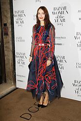 © Licensed to London News Pictures. 04/11/2014, UK. Roksanda Ilincic, Harper's Bazaar Women of the Year Awards, Claridge's, London UK, 04 November 2014. Photo credit : Richard Goldschmidt/Piqtured/LNP