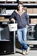 Alessandro Sacchet, AD Hero Europe, azienda di produzione tintometri e miscelatori colore.