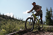 SHOT 8/5/17 11:13:54 AM - Photos while riding Brian Head Resort in Brian Head, Utah with Vesta Lingvyte of Denver, Co. Also includes images while riding the Thunder Mountain Trail in Southwestern Utah. (Photo by Marc Piscotty / © 2017)