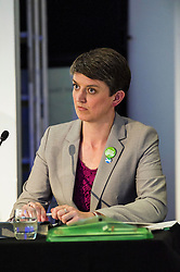 Pictured:  Maggie Chapman (Co-convenor of the Scottish Greens)<br /> <br /> Candidates from the five main parties faced questions at the Building Scotland's Future election hustings today. The panalists, Kath Gordon (Lib Dem), Marco Biagi (SNP), Monica Lennon (Labour), Ian McGill (Conservatives) and Maggie Chapman (Co-convenor of the Scottish Greens) were quizzed on issued affecting infrastructure and the build environment.  <br /> <br /> Ger Harley   EEm 19 April 2016