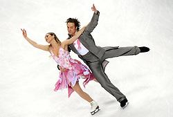 23.03.2010, Torino Palavela, Turin, ITA, ISU World Figure Skating Championships Turin 2010 im Bild Nathalie Pechalat und Fabian Bourzat (FRA), EXPA Pictures © 2010, PhotoCredit: EXPA/ InsideFoto/ Perottino / SPORTIDA PHOTO AGENCY