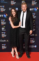 BT Sport Industry Awards 2018 - 26 April 2018