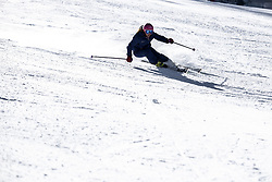 February 23, 2019 - Sestriere, Torino, Italia - Foto LaPresse - Marco Alpozzi.23 Febbraio 2019 Sestriere, Italia .Sport.EA7 Emporio Armani Sportour Winter Edition .Nella foto: Sciatori a Sestriere ..Photo LaPresse - Marco Alpozzi.February 23, 2019 Sestriere, Italy.sport.EA7 Emporio Armani Sportour Winter Edition .In the pic: Skiers (Credit Image: © Marco Alpozzi/Lapresse via ZUMA Press)