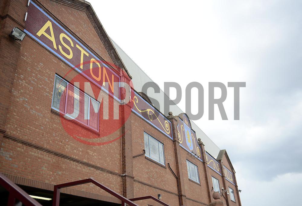 Vila Park - Photo mandatory by-line: Joe Meredith/JMP - Mobile: 07966 386802 23/08/2014 - SPORT - FOOTBALL - Birmingham - Villa Park - Aston Villa v Newcastle United - Barclays Premier League