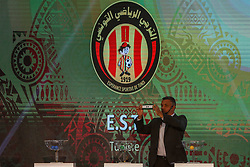 March 21, 2018 - Cairo, Egypt - South African footballer Mark Fish during The draw of the group stage of Total CAF Champions League and 2nd 1/16th round of the Total CAF Confederation Cup conduct on Wednesday, 21 March 2018 in Cairo, Egypt. (Credit Image: © Islam Safwat/NurPhoto via ZUMA Press)