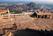 Jain Pilgrimage Center in Karnataka India.