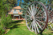 Historic Camp Richardson, Lake Tahoe, California USA