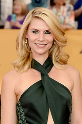 Claire Danes attends the 21st Annual Screen Actors Guild Awards at the Shrine Auditorium  in Los Angeles, CA, USA, on January 25, 2015. Photo by Lionel Hahn/ABACAPRESS.COM  | 484903_073 Los Angeles Etats-Unis United States