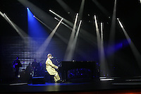 The launch of Royal Caribbean International's Oasis of the Seas, the worlds largest cruise ship..Jonathen Kane, Elton John impersonator, in the Opal Theater