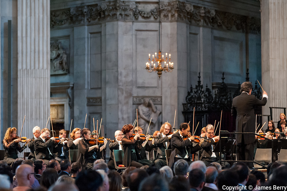 LSO @ St Paul's Cathedral, 15 July 2014.