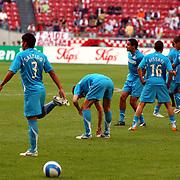 NLD/Amsterdam/20070811 - 12de Johan Cruijff Schaal, Ajax - PSV, warming up