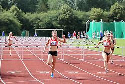 Day 2 of Landesmeisterschaften Niedersachsen and Bremen on July 6, 2014 in Bremen, Germany.