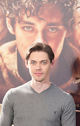 Tom Payne attends 'The Physician' photocall on December 19, 2013 in Madrid, Spain. Picture by DyD Fotografos / i-Images.<br /> <br /> SPAIN OUT