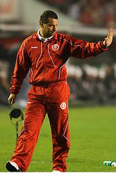 Técnico Celso Roth na partida entre as equipes do Internacional e São Paulo, realizada no Estádio Beira Rio, em Porto Alegre, válido pela semi-final da Copa Libertadores da América 2010. FOTO: Jefferson Bernardes / Preview.com