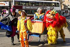Aladdin pantomime launched | Edinburgh | 9 September 2014