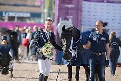 Puch Pepo, AUT, Fontainenoir<br /> FEI European Para Dressage Championships - Goteborg 2017 <br /> © Hippo Foto - Dirk Caremans<br /> 22/08/2017,