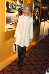 TAMARA VERONI  at a party to celebrate the first year if ING's sponsorship of the Renault Formula 1 team, held at the Mayfair Hotel, Stratton Street, London W1 on 28th November 2007.<br />
