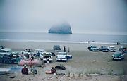 CS00398-12. Cape Kiwanda August 1959