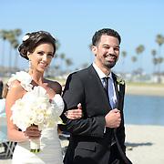 Teresa and Carlo | Mission Bay, San Diego
