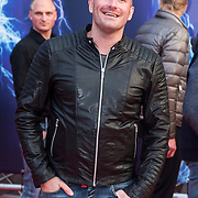 NLD/Amsterdam/20140422 - Premiere The Amazing Spiderman 2, Dean Saunders