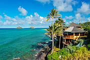 Lanikai, Kailua, Oahu, Hawaii