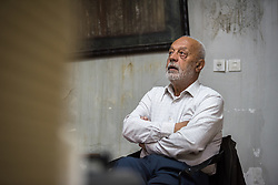 29 February 2020, Jerusalem: Mohammed Sabbagh lives in the neighbourhood of Sheikh Jarrah in East Jerusalem. While a predominantly Palestinian neighbourhood, Sheikh Jarrah is under constant pressure from Israeli settler movements looking to push Palestinian families out and take over the area.