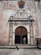 Messico,Chapas,San Cristóbal de Las Casas, daily life