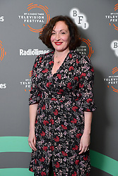 Lucy Cohu during the BFI and Radio Times Television Festival at the BFI Southbank, London.