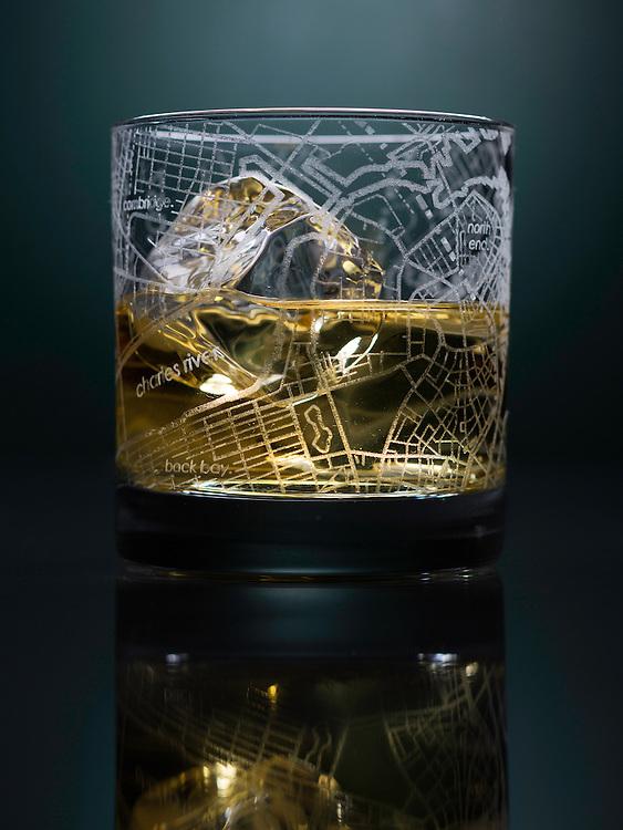 Dedham, MA 03/17/2014<br /> Bushmills Irish Whiskey for St. Patrick's Day<br /> Alex Jones / www.alexjonesphoto.com