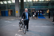 Boris Johnson, Ark fundraising dinner and auction. ( Absolute Return for Kids ) Old Eurostar Terminal. Waterloo Station. London. 4 June 2009
