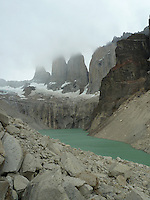 Mirador Las Torres. Hike and Equitreckking from Hotel Las Torres to Mrador Las Torres in Torres del Paine National Park. Image taken with a Leica V-Lux 20 Camera (ISO 80, 4.1 mm, f/5.6, 1/100 sec). Image taken by Robert Noonan.