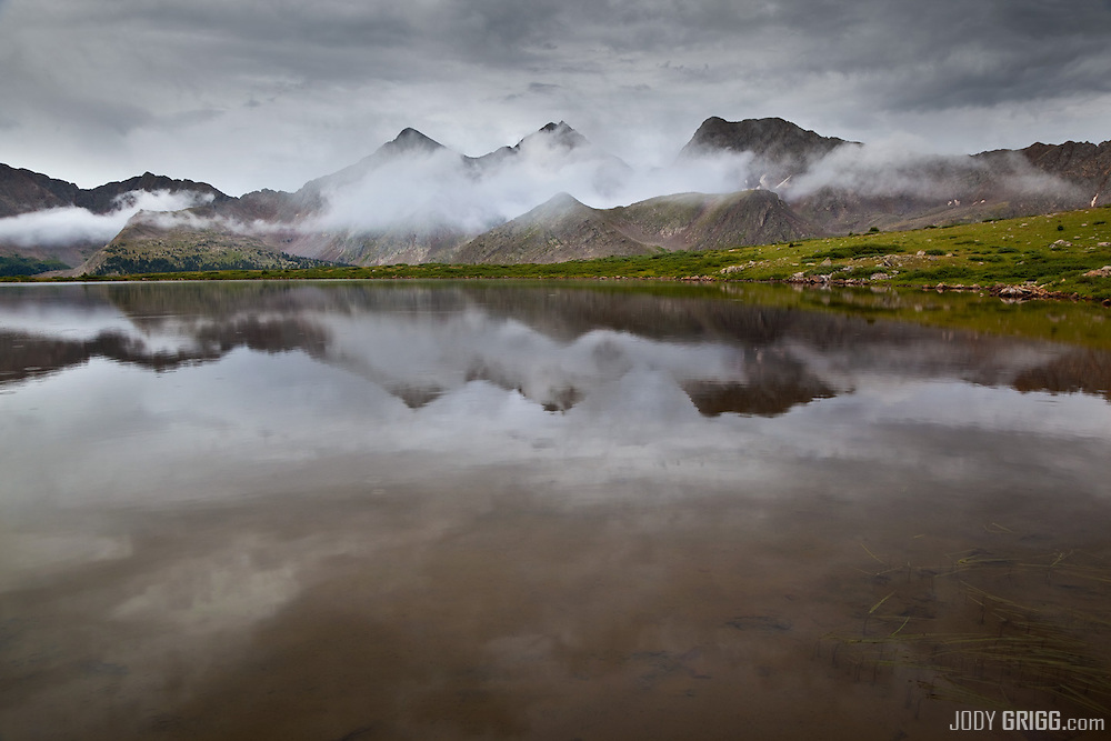 The Three Apostles - Collegiate Peaks Wilderness