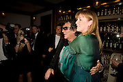 THE DUCHESS OF YORK AND ROBERT CAVALLI, The Launch of the Cavalli Selection. 17 Berkeley St. London. 29 May 2008.   *** Local Caption *** -DO NOT ARCHIVE-© Copyright Photograph by Dafydd Jones. 248 Clapham Rd. London SW9 0PZ. Tel 0207 820 0771. www.dafjones.com.
