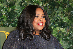 © Licensed to London News Pictures. 13/11/2016. London, UK, Amber Riley, Evening Standard Theatre Awards, Photo credit: Richard Goldschmidt/LNP