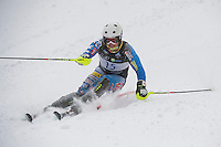 Eastern Cup Slalom at Waterville Valley March 23, 2013.  Karen Bobotas Photographer