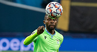 SAINT PETERSBURG, RUSSIA - NOVEMBER 04: Djavan Anderson of SS Lazio during the UEFA Champions League Group F stage match between Zenit St. Petersburg and SS Lazio at Gazprom Arena on November 4, 2020 in Saint Petersburg, Russia. (Photo by MB Media)