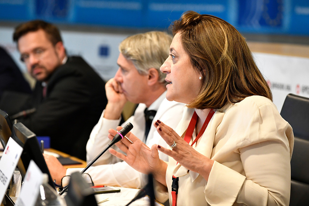 11 May 2017, PES Group meeting<br /> Belgium - Brussels - May 2017 <br /> <br /> © European Union / Photographer