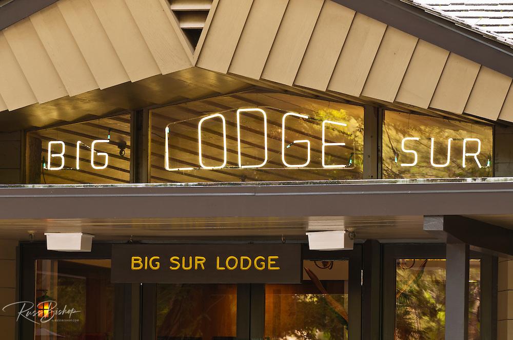 Big Sur Lodge, Pfeiffer Big Sur State Park, Big Sur, California