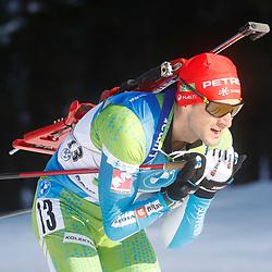 20210220: SLO, Biathlon - IBU Biathlon World Championships 2021 Pokljuka, 4x7,5km Relay Men