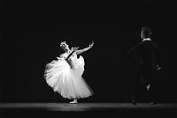 Royal Danish Ballet in La Sylphide