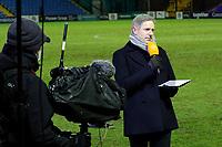 TV. Stockport County FC 1-0 Yeovil Town FC. Vanarama National League. Edgeley Park. 6.2.21