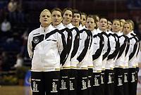 Håndball<br /> Foto: Dppi/Digitalsport<br /> NORWAY ONLY<br /> <br /> PARIS ILE DE FRANCE TOURNAMENT 2006 - PARIS (FRA) - 03 TO 05/11/2006<br /> <br /> Frankrike v Tyskland<br /> FRANCE V GERMANY (WINNER) - GERMAN TEAM