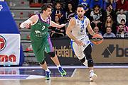 DESCRIZIONE : Eurolega Euroleague 2015/16 Gir.D Dinamo Banco di Sardegna Sassari - Unicaja Malaga<br /> GIOCATORE : Rok Stipcevic<br /> CATEGORIA : Palleggio Contropiede<br /> SQUADRA : Dinamo Banco di Sardegna Sassari<br /> EVENTO : Eurolega Euroleague 2015/2016<br /> GARA : Dinamo Banco di Sardegna Sassari - Unicaja Malaga<br /> DATA : 10/12/2015<br /> SPORT : Pallacanestro <br /> AUTORE : Agenzia Ciamillo-Castoria/L.Canu