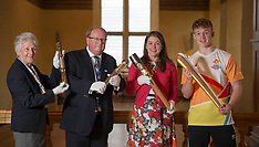 Commonwealth Games Baton Relay Photocall - 24 August 2017